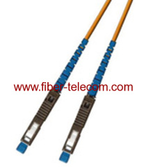 MU-MU Multi-Modus Simplex Fiber Optic Patchkabel