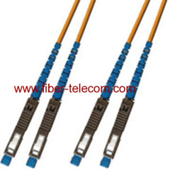MM Patch Cable with MU Connector