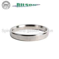 High Performance Octangonal stainless steel Ring Joint Gasket
