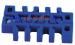 Modular Plastic Belt Conveyor Flush Grid FG1100 food standar industry belts