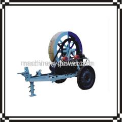Winch Type Compressed Air Brake Tensioner