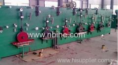 Fiber glass machine measuring tape printing machine good for India market