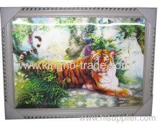 White/Golden Border PS Art Frame