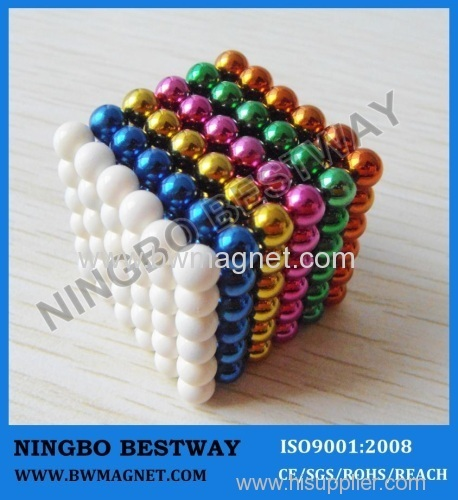 216 pcs/ set Magnetic Ball