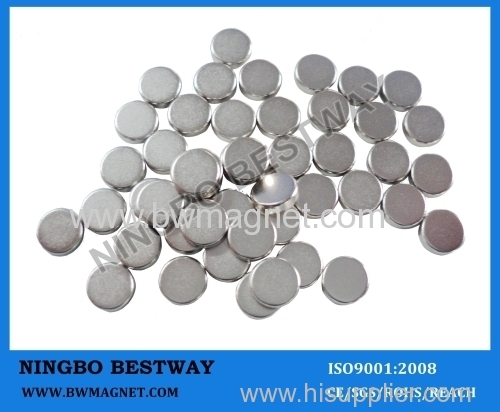 N45 D15x3mm Rare Earth Neodymium Disc Magnet