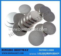 Permanent Neodymium Disc Magnet N48 D25x3mm NiCuNi