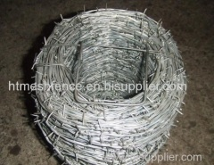 High Security Double Twisted Barbed Wire