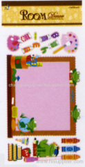 Chalkbord Sticker for kids