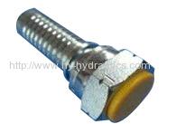 (BSP FEMALE 60degree CONE)hydraulic fitting