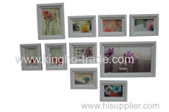 White Border PS Picture Frame