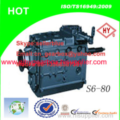 ZF Transmission Gearbox S6-80 Manufacturer/ Factory from China