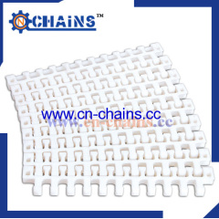 Sideflex Chains conveyor belt tray pack lines and metal det food industry conveyor belt