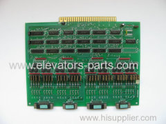 Fujitec elevator parts IF33C2 control panel for lift pcb good quality