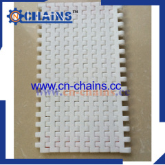 mini pitch closed flat top conveyor belt