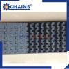 rubber top straight running modular conveyor belt (RW-MQNB rubber top)