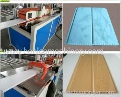 PVC ceiling panel extrusion line