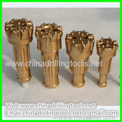 Down the hole rock drill bits