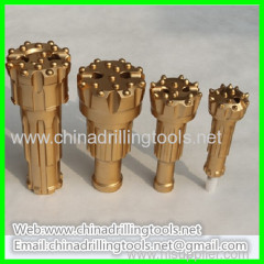 ISO certificate DTH drill bits