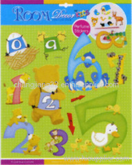 cute animal Scented Sticker