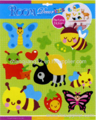 cute bugs Scented Sticker