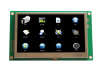 4.3-inch TFT LCD Module Display Support Multi-page DDR RAM, Embedded 4-wire Resistive Touch Panel