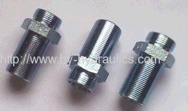6C 6D 6C-LN 6D-LN 6C-RN 6D-RN 6C-LN/RN 6D-LN/RN Metric Thread Bite Type Tube Adapter