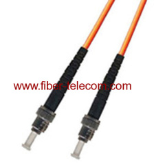 ST-ST Multi-Modus Simplex Fiber Optic Patchkabel