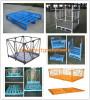 foldable steel metal pallet
