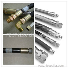 steel wire braid rubber hose