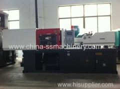 Horizontal injection moulding machine for exporting