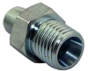 Stainless steel BBPT male thread hydraulic adapter