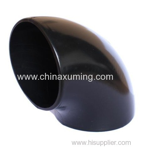 PE Siphon Drainage 91.5 Degree Bends Pipe Fittings