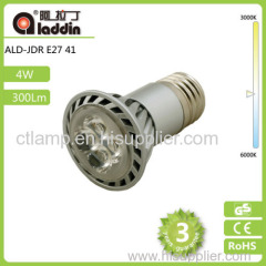 low price led high power JDR 4W E14/E27 hotsale rohs ce