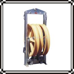 Large Diameter Stringing Block pulley