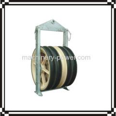MC Nylon Large diameter stringing block