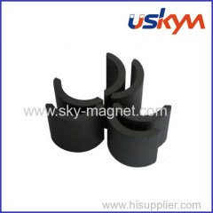 Soft Ferrite Magnets/Motor Segment or Arc Ferrite Magnets