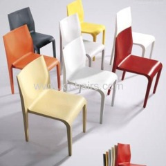 PP plastic dining chair