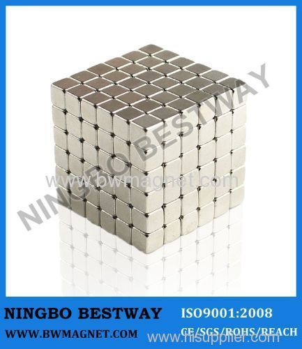 buckycube/magnetic cube/cube magnet touy
