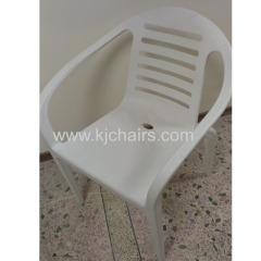 hotel pp plastic dining chair