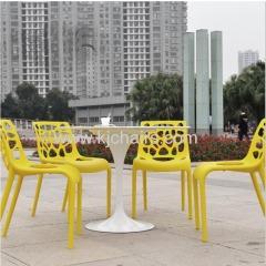 outdoor pp plastic chair