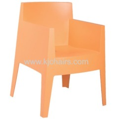 whole pp plastic dining chair