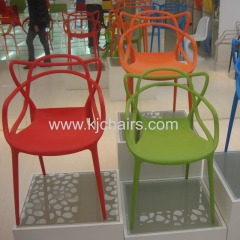 plastic dining room chair