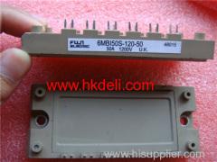 6MBI50S-120 IGBT(1200V/50A) IGBT MODULE