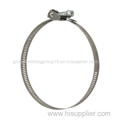 Quick Release Stainless Steel Worm Drive Hose Clamps