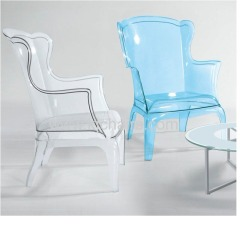 PC plastic hotel leisure chair