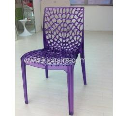 Leisure Plastic PC Grueyer Plastic Chair