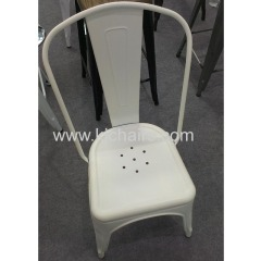 European iron chairs manufacture