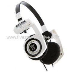 Koss Porta Pro Stereo Over-Ear Headphones for iPod iPhone MP3 Smartphones White