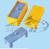 Foshan Rongzhuo Endo box 72 Holes 72 Holes Dental Endo Box/Dental Bur Block/Dental Bur Holder