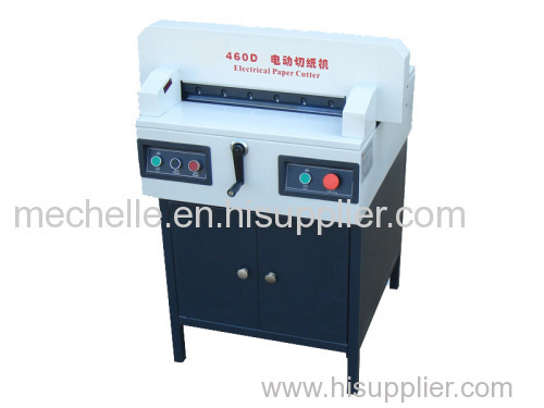 QZ460DA electric paper cutter